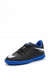 Купить Бутсы зальные JR HYPERVENOMX PHADE III IC Nike черный NI464ABUFH08