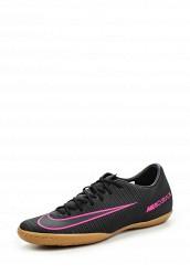 Купить Бутсы зальные MERCURIALX VICTORY VI IC Nike черный NI464AMJFC22