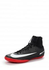 Купить Бутсы зальные MERCURIALX VICTORY VI DF IC Nike черный NI464AMUFX45