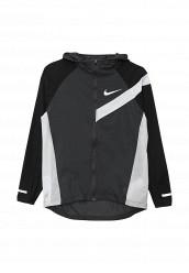 Купить Ветровка B NK JKT HD IMP LT AOP Nike серый NI464EBPDB31