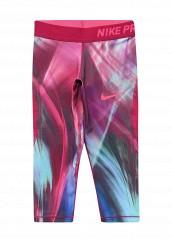 Купить Капри G NP HPRCL CPRI AOP2 Nike розовый NI464EGPDE02