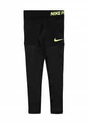 Купить Тайтсы G NP HPRWM TGHT Nike черный NI464EGUFG27