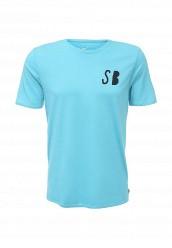 Купить Футболка SB NIKE REPEAT TEE Nike голубой NI464EMHBE86