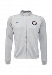 Купить Олимпийка INTER M NSW N98 TRK JKT AUT Nike серый NI464EMJFT81
