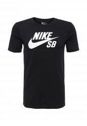 Купить Футболка SB LOGO TEE Nike черный NI464EMJFU33