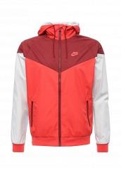 Купить Ветровка M NSW WR JKT Nike красный NI464EMRYT90