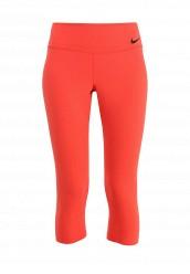 Купить Капри W NK PWR LGNDRY CPRI TI Nike красный NI464EWJFY15