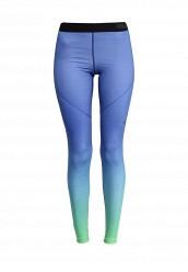 Купить Тайтсы W NP HPRWM TGHT FADE Nike синий NI464EWJFY37