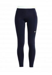 Купить Тайтсы W NP WM TGHT Nike синий NI464EWJFY43