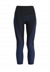 Купить Капри W NK ZONED SCLPT CPRI Nike мультиколор, синий, черный NI464EWJGB97