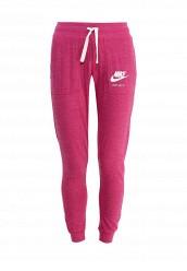 Купить Брюки спортивные W NSW GYM VNTG PANT Nike фуксия NI464EWRZC13