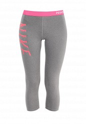Купить Капри W NP CL CPRI GRX Nike серый NI464EWRZE26