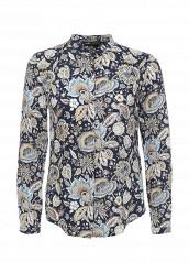 Купить Блуза oodji мультиколор OO001EWNSS50 Китай