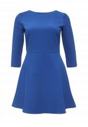 Купить Платье oodji синий OO001EWNXJ67 Китай