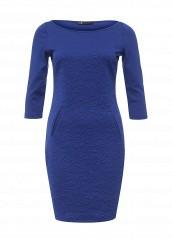 Купить Платье oodji синий OO001EWQQJ97 Китай