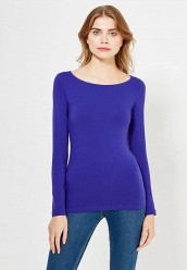 Купить Лонгслив oodji фиолетовый OO001EWULR25 Узбекистан