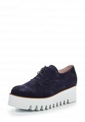 Купить Ботинки Oxigeno синий OX004AWSAC36 Испания