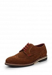 Купить Туфли Paolo Vandini коричневый PA040AMRYH34