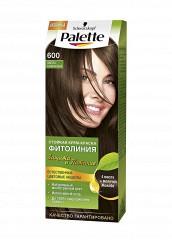 Купить Крем-краска для волос Palette ФИТОЛИНИЯ 600 Светло-каштановый, 110 мл PA061LWJOL19 Россия