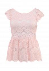 Купить Топ QED London розовый QE001EWEUR66 Китай