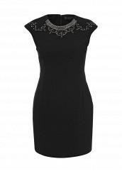 Купить Платье QED London черный QE001EWLXW29 Китай