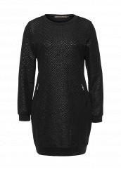 Купить Платье QED London черный QE001EWNAN27 Китай