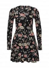 Купить Платье QED London черный QE001EWNAN31 Китай