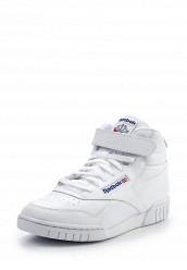Купить Кроссовки EX-O-FIT HI Reebok Classics белый RE005AUUOZ43 Вьетнам