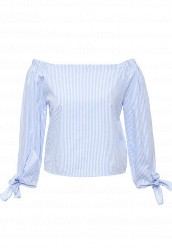 Купить Блуза Rinascimento голубой RI005EWSEE27 Италия