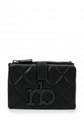 Купить Кошелек Roccobarocco черный RO025BWSZQ09