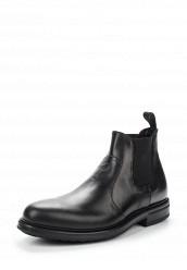 Купить Ботинки Roberto Botticelli черный RO233AMUSU08 Италия