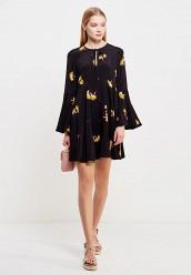 Купить Платье Sportmax Code черный SP027EWTMG99