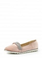 Купить Лоферы Tom & Eva розовый TO037AWSQN46 Китай