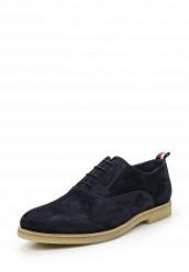 Купить Туфли Tommy Hilfiger синий TO263AMTPD13