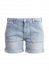 Купить Шорты джинсовые Tommy Hilfiger голубой TO263EWOLD67