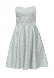 Купить Платье Tutto Bene голубой TU009EWIND98 Россия