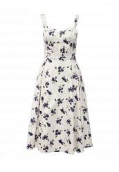 Купить Платье Tutto Bene бежевый TU009EWIWQ55