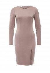 Купить Платье Tutto Bene бежевый TU009EWJQI27