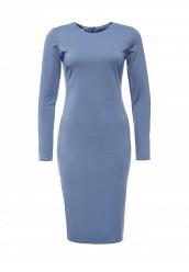 Купить Платье Tutto Bene голубой TU009EWJQI54