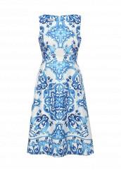 Купить Платье Tutto Bene голубой TU009EWPCP31 Россия
