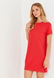 Купить Платье ТВОЕ красный TV001EWUJW14