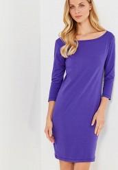 Купить Платье ТВОЕ фиолетовый TV001EWUJW22