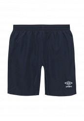 Купить Шорты спортивные SMART TRAINING SHORTS Umbro синий UM463EKUJG43