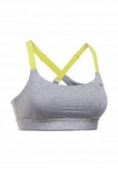 Купить Топ спортивный Eclipse Heather Under Armour серый UN001EWRDL93 Китай