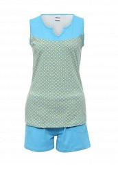 Купить Пижама Vis-a-Vis голубой VI003EWSLW62