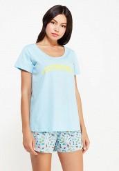 Купить Пижама Vis-a-Vis голубой VI003EWUTU89