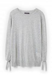 Купить Джемпер - SARA Violeta by Mango серый VI005EWPXL34 Китай