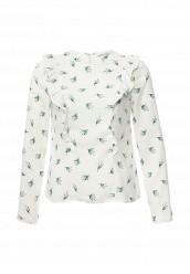 Купить Блуза Zarina белый ZA004EWPFA37