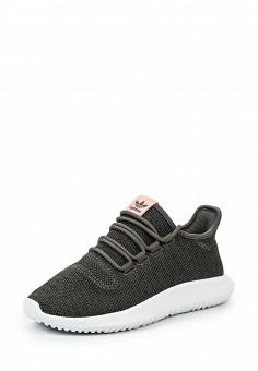 Кроссовки, adidas Originals, цвет: хаки. Артикул: AD093AWQIT30. Женская обувь / Кроссовки и кеды