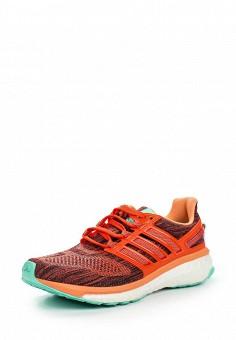 Кроссовки, adidas Performance, цвет: оранжевый. Артикул: AD094AWQIK56. Женская обувь / Кроссовки и кеды